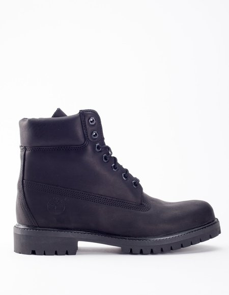 Timberland 6 Inch Premium Waterproof Boot - Black
