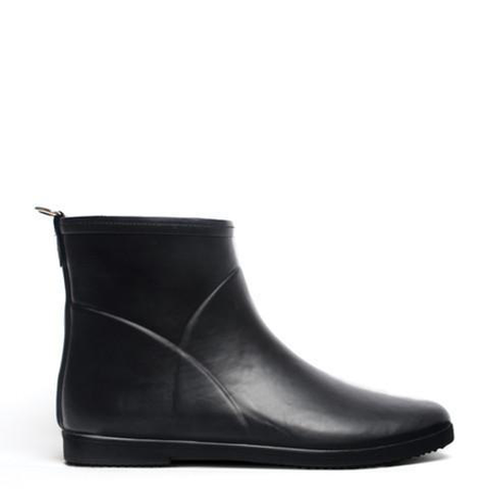 Alice + Whittles Minimalist Ankle Rain Boot