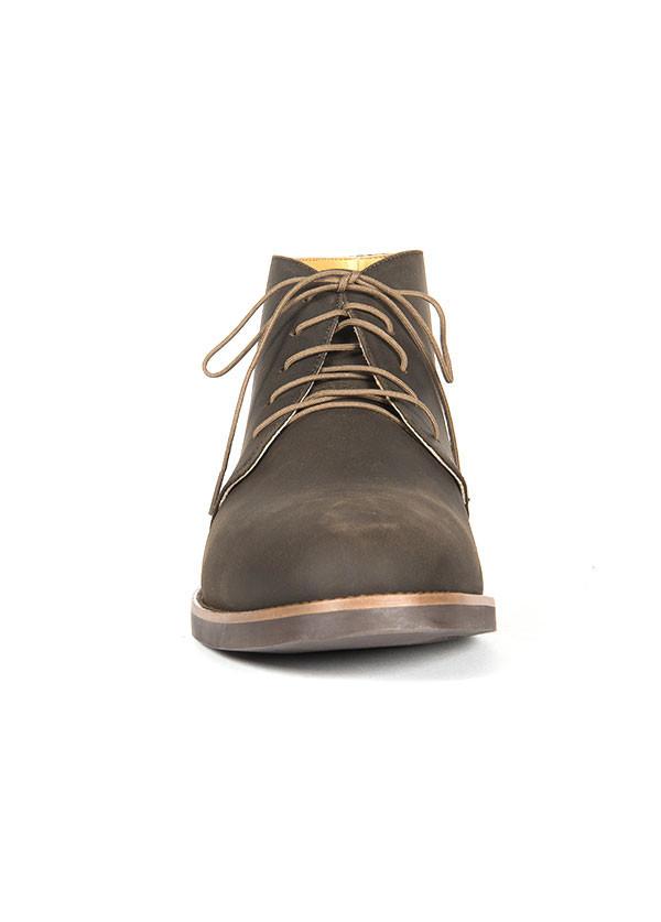 Men's Nisolo Chavito Chukka Boot | Steel