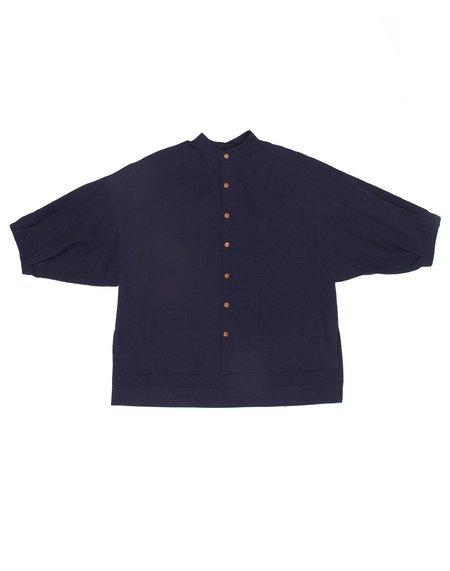 Ilana Kohn Marion Shirt - Marine