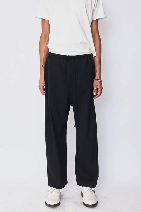 Assembly New York Black Suiting PJ Pant