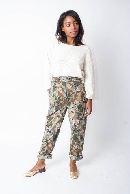 Rachel Comey Roam Pant - Multi Camo Ripstop