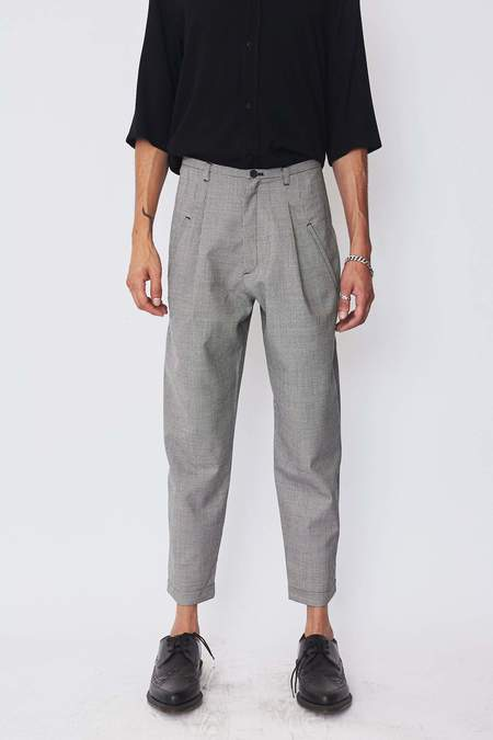Assembly New York Wool Baggy Pant