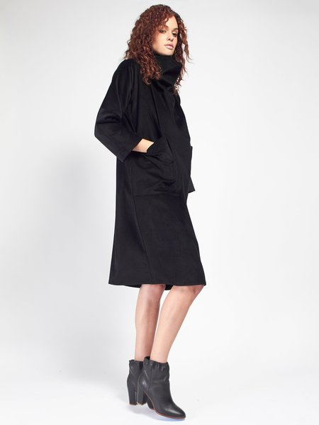Desiree Klein Monon Dress - Black