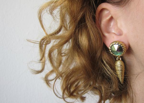 Vintage Glam Earrings