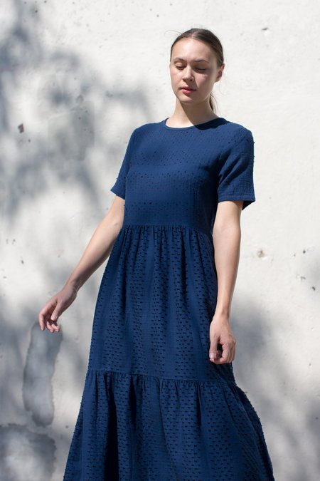 Ace & Jig Marie Dress in Cosmos