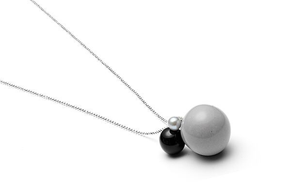 Louise Kragh Jewelry Fresh Water Pearl Necklace