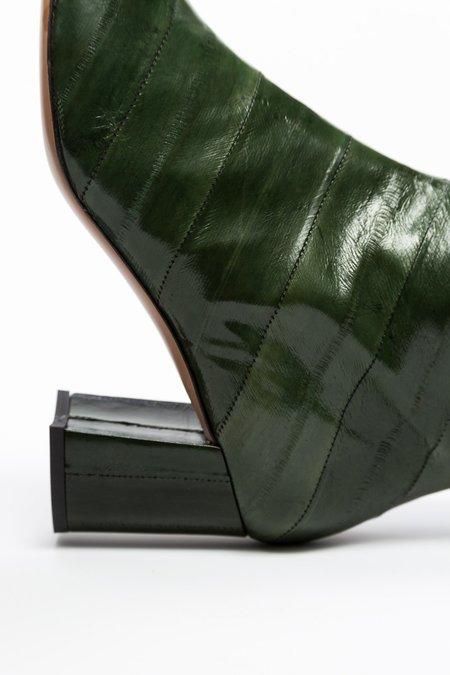 Trademark Mira Eel Skin Boot