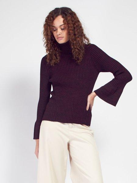 Eleven Six Lila Tee Neck Sweater