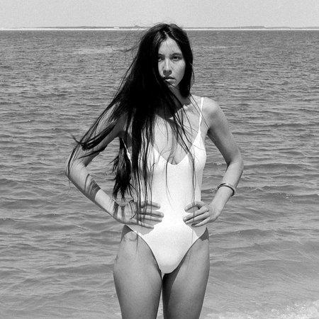 Apricoss Ariana Swimsuit - White