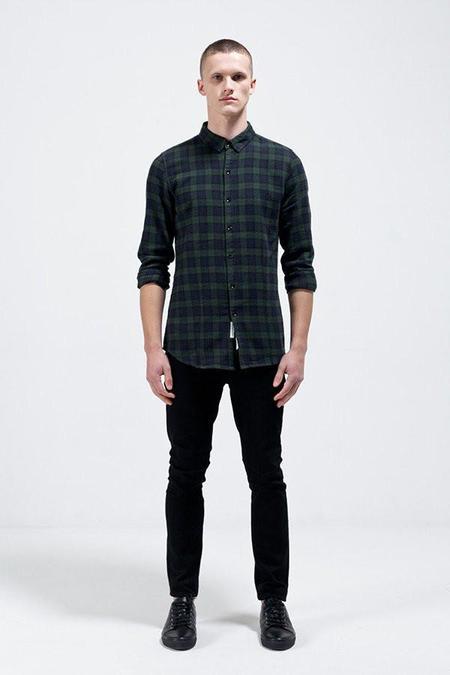 Nique Nicholas Slim Shirt