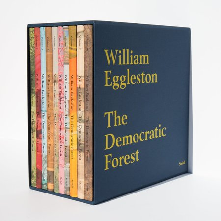 Artbook D.A.P The Democratic Forest - William Eggleston