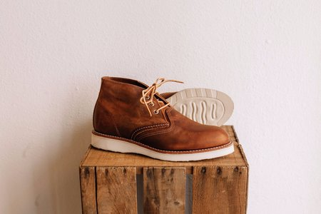 Red Wing Shoes Classic Chukka No. 3137