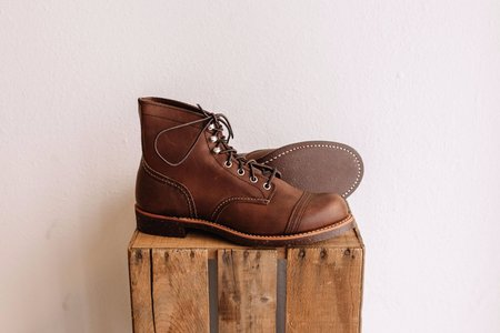 Red Wing Shoes Iron Ranger No. 8111