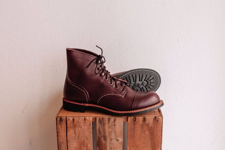 Red Wing Shoes Iron Ranger No. 8119