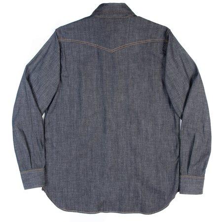 Men's Tellason Topper Denim Shirt - 7.5 oz Cone Mills Denim