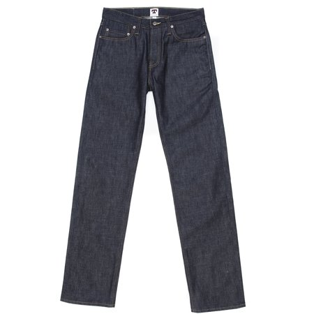 Tellason Sheffield Straight Tapered Jean—Cone Mills 14.75 Oz