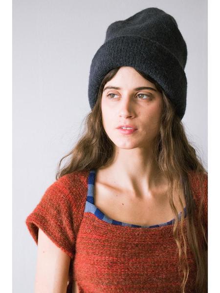 Lauren Manoogian Carpenter Hat - Marine
