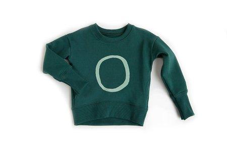 Telegraph Ave Emerald pocket sweatshirt