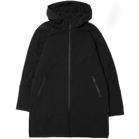 Reigning Champ Insulated Sideline Stretch Nylon Jacket - Black