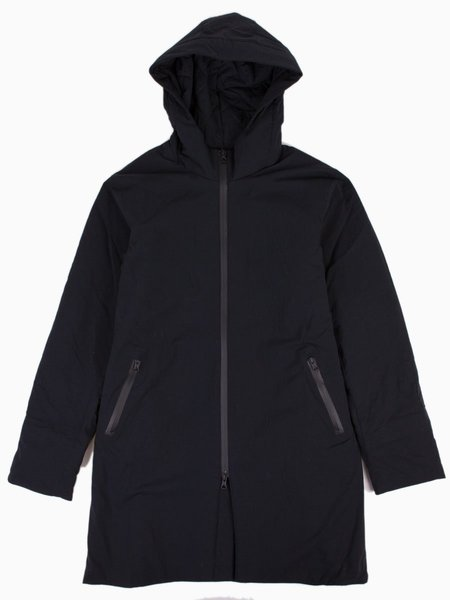 Reigning Champ Sideline Jacket Insulated Stretch Nylon - Black