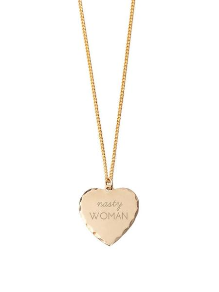 IGWT Nasty Woman Sweet Nothing - Brass