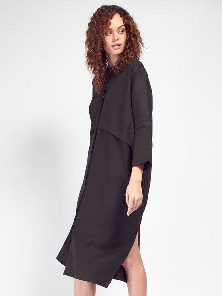 Priory Altto Dress - Black