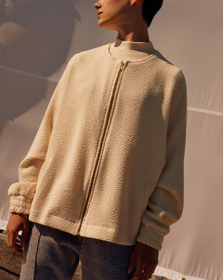 Odeyalo Kampai Jacket - Cream