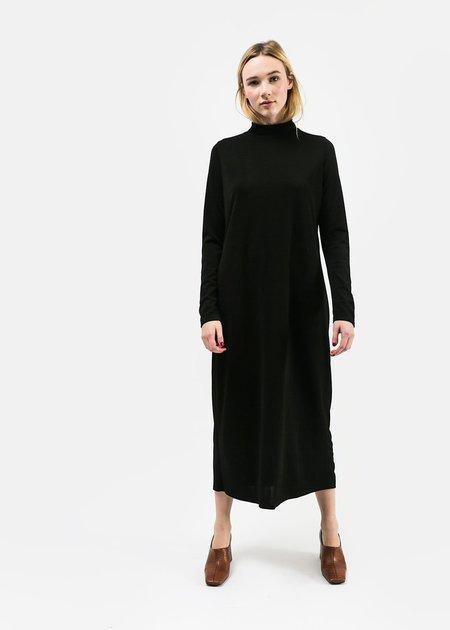 Toit Volant Tilley Dress - Black
