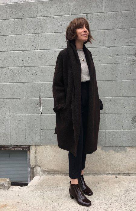 Lauren Manoogian Capote Coat - Marine