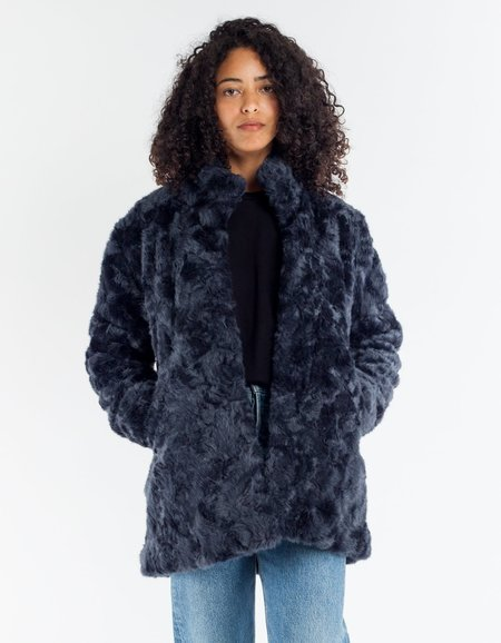 Tiger of Sweden Minimal Outerwear - Worker Blue