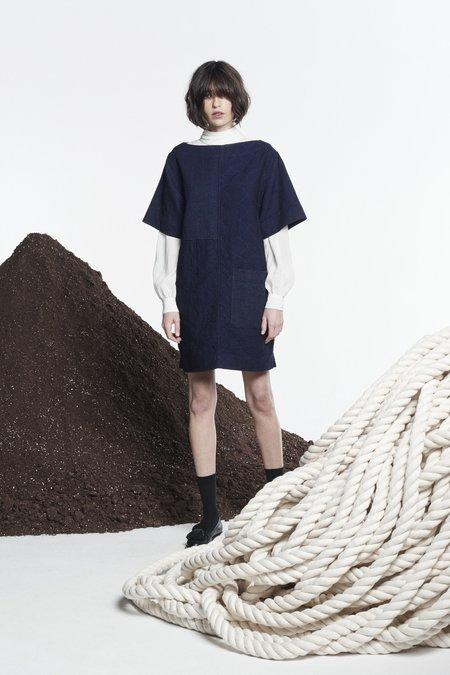 Whit Bleu Dress