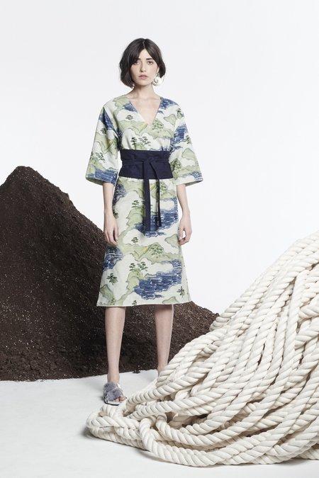 Whit Min Dress