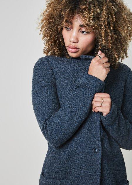 Nells Nelson Basket Stitch Knit Jacket