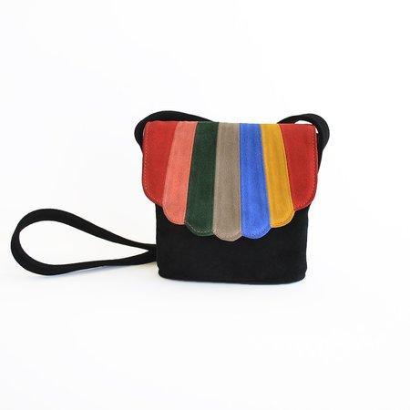 CAB Collection Shell Rainbow Bag