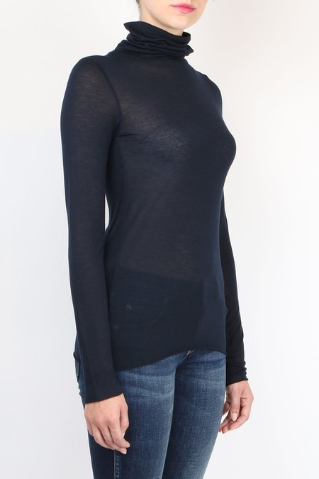 Fine Paris Madalena Top - navy