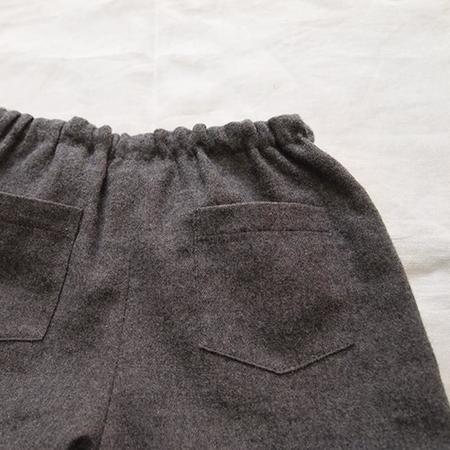 KIDS Makié Jade Pants - Charcoal