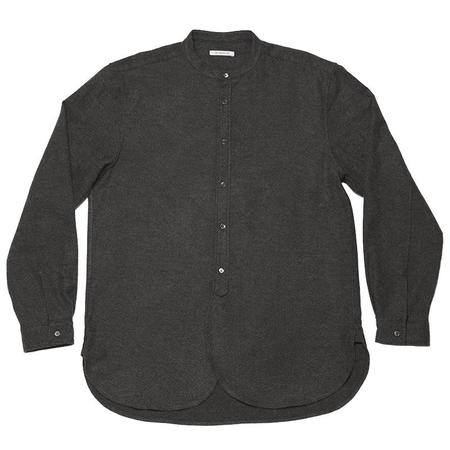 s.k. manor hill Kalamazoo Shirt - Gray Cotton