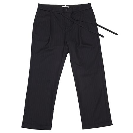 S.K. Manor Hill Lansky Pant - Navy / White Pinstripe