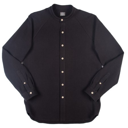 Wilson & Willy's Raglan Overshirt - Antique Black