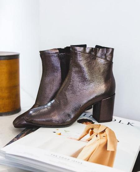 Coclico Liseli Bootie in Pewter