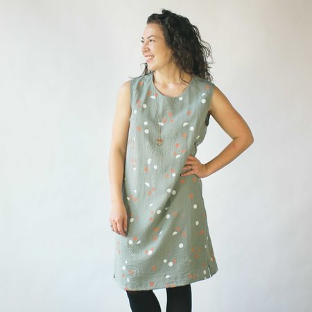 North of West,Make It Good Shift Dress in Phases