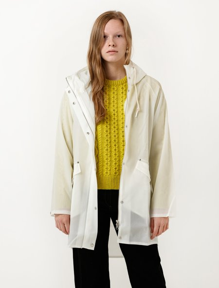 Norse Projects Womens Storma Rain - Transparent
