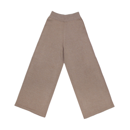 Ali Golden Sweater Pant - Taupe