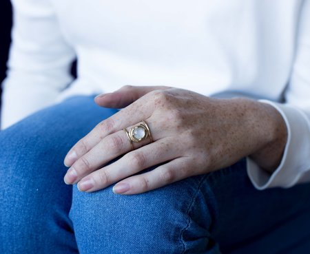 Lumafina Cetus Ring