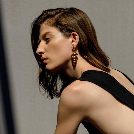 Agmes Bell Earrings