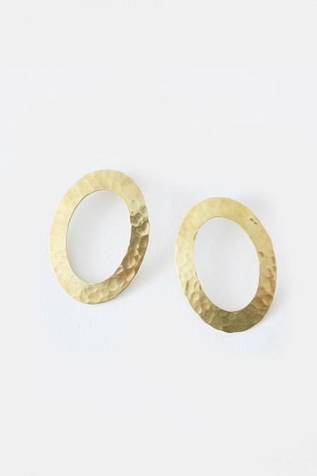 Crescioni Paz Earrings