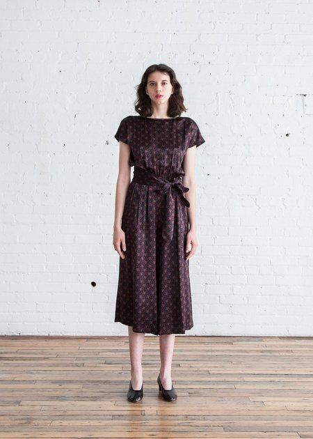 No.6 No. 6 Winona Jumpsuit - Black French Floral Print