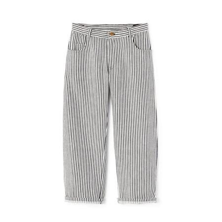 Polder Girl Clem Pant - Chalk Stripe
