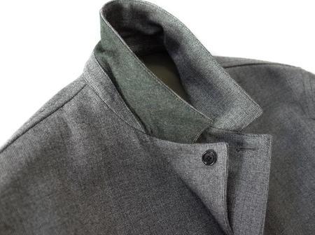 Still By Hand Overcoat - Grey